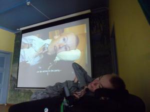Foredrag for en videregående skole på Toten :)