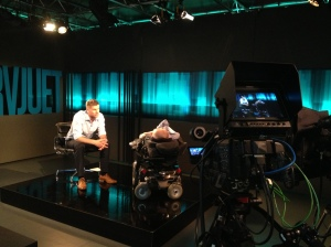Intervjusetting VGTV